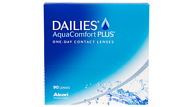 Dailies Aquaconfort Plus